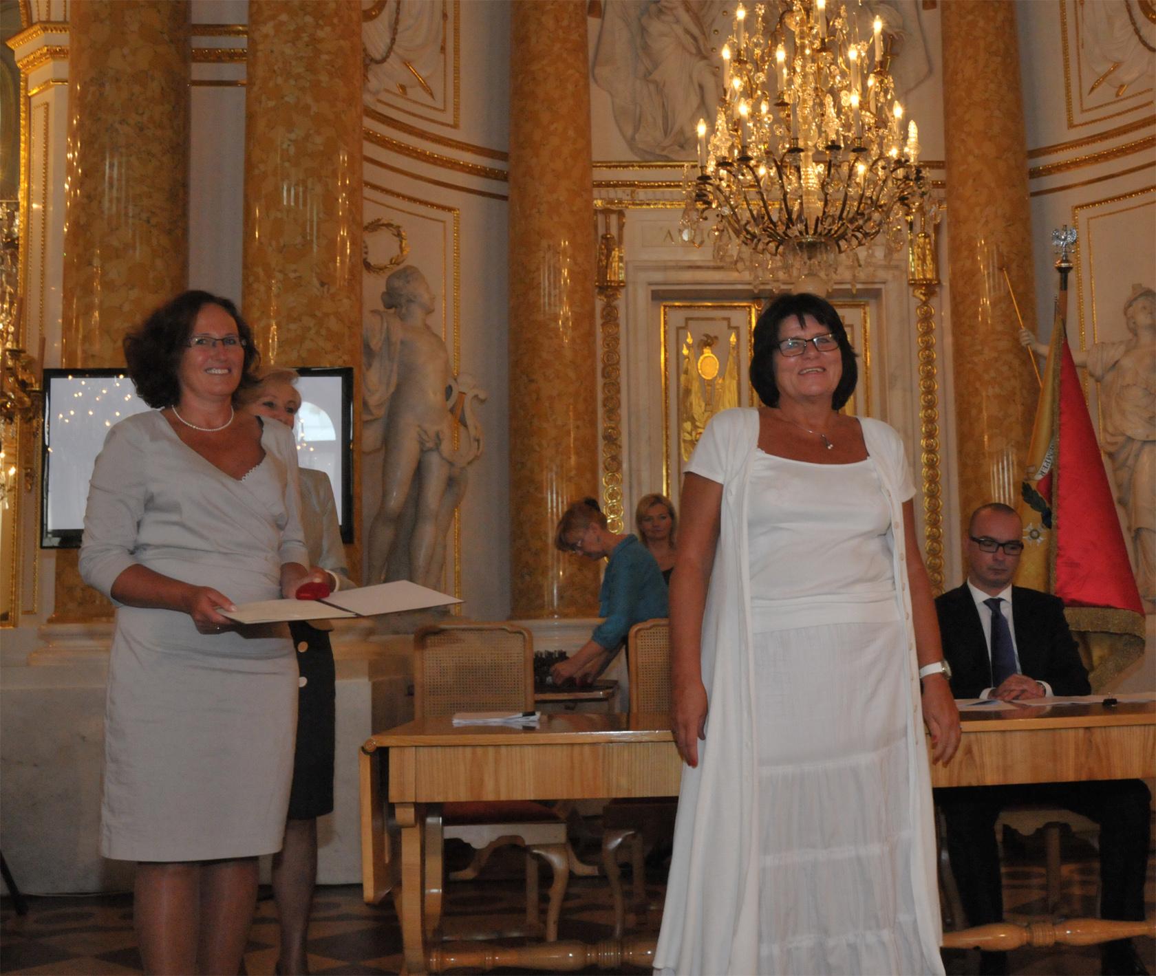 Nagroda m.st. Warszawy dla Ewy Kielak Ciemniewskiej