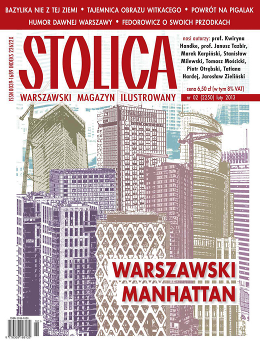 Miesięcznik Stolica 2/2013