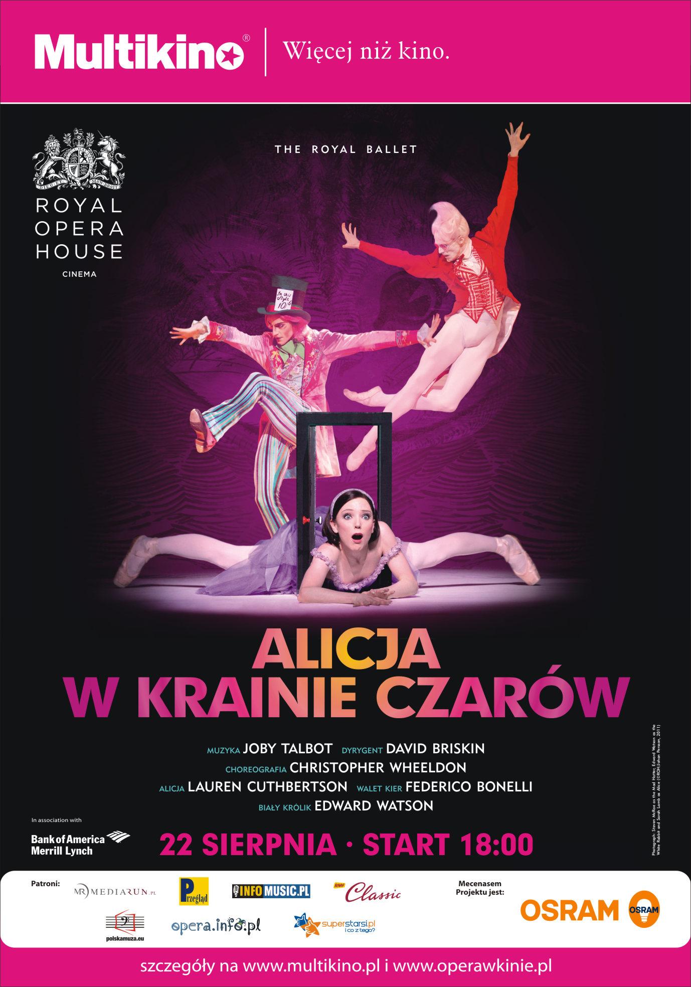 """""""Alicja w Krainie Czarów"""" 22.08.2013"""