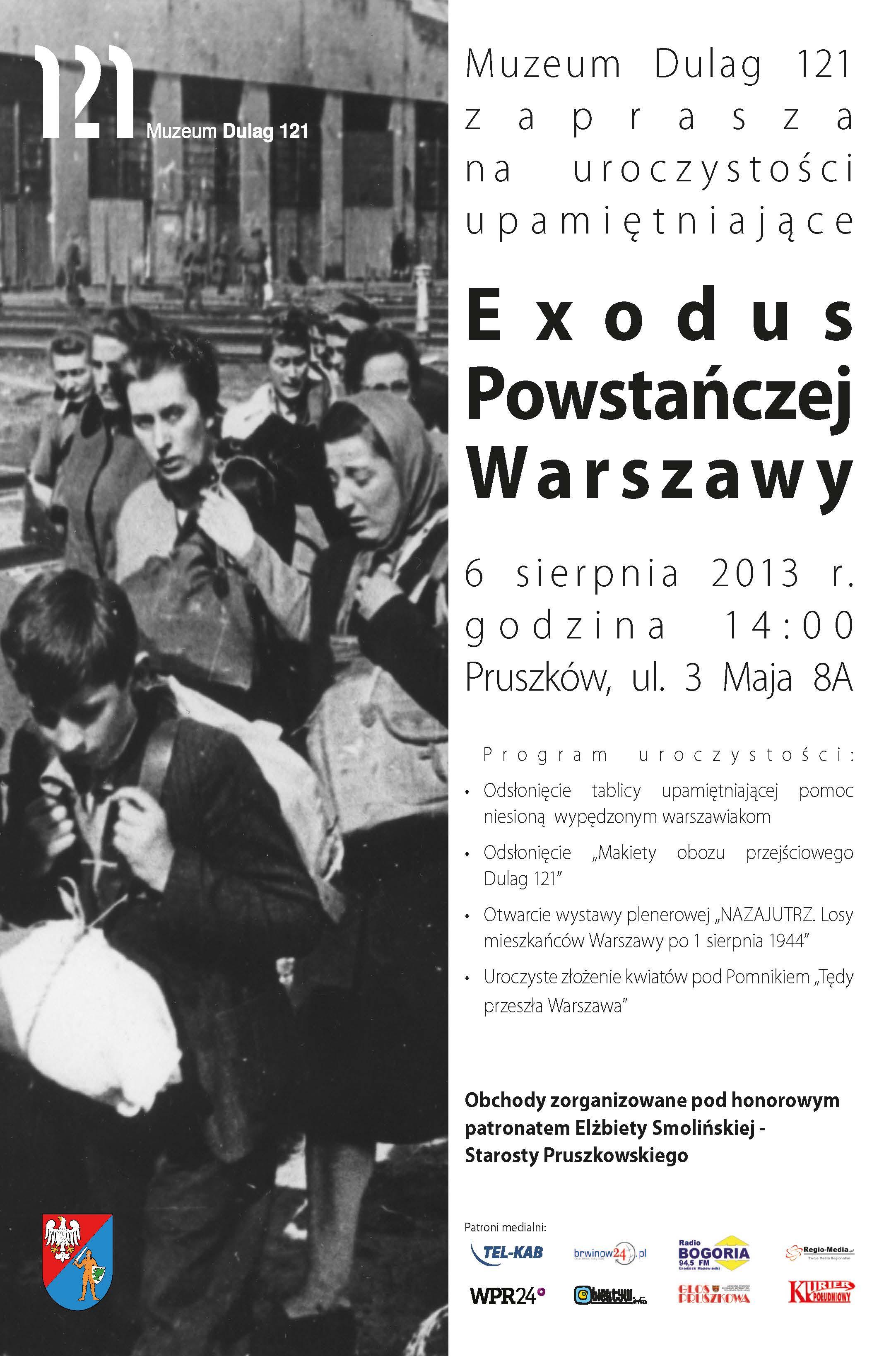 Exodus Powstańczej Warszawy