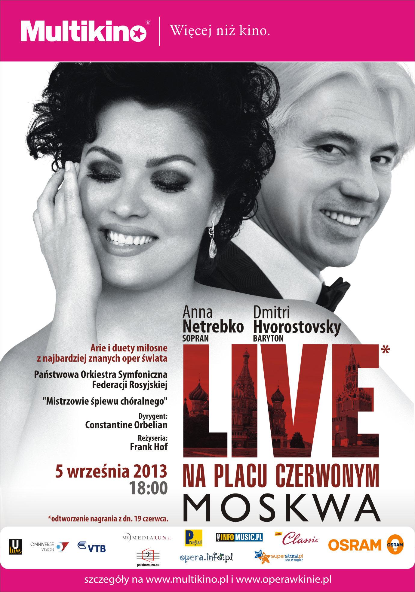 Opera w Multikinie już 5 września