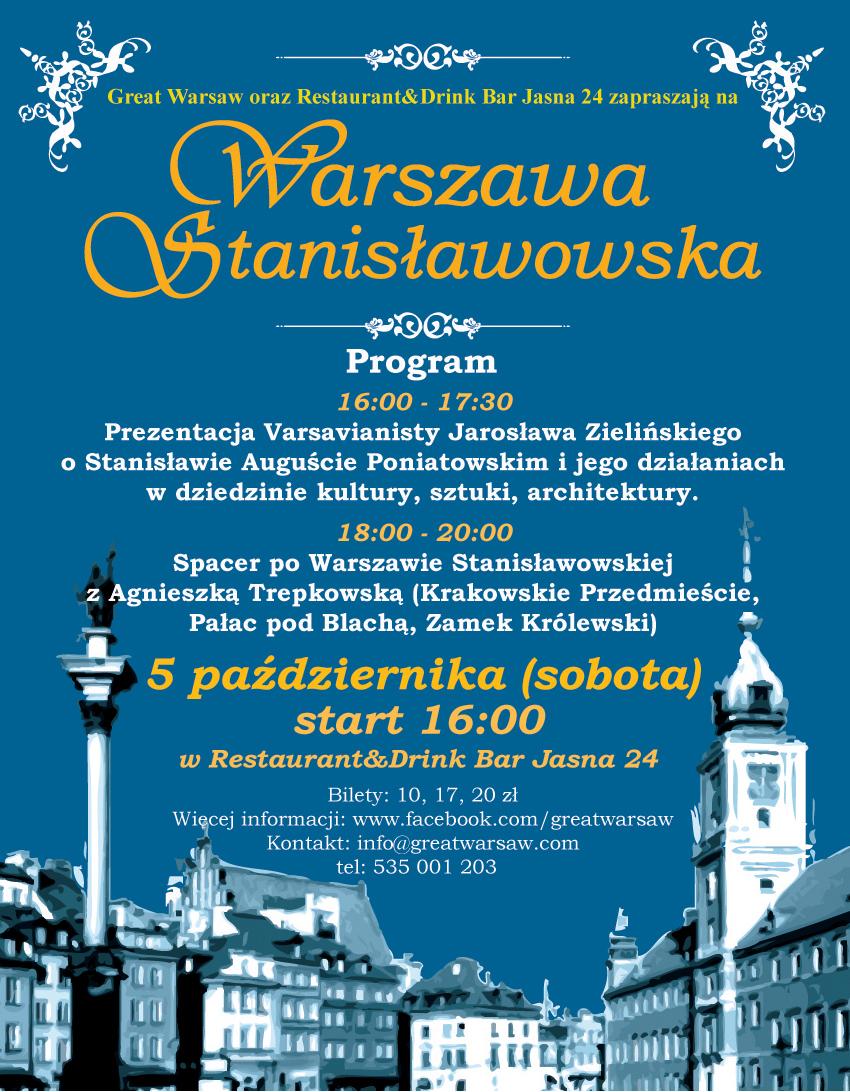 Warszawa Stanisławowska – spotkanie