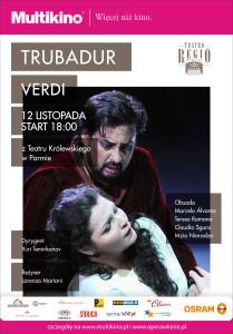 Trubadur z Teatru Królewskiego w Parmie