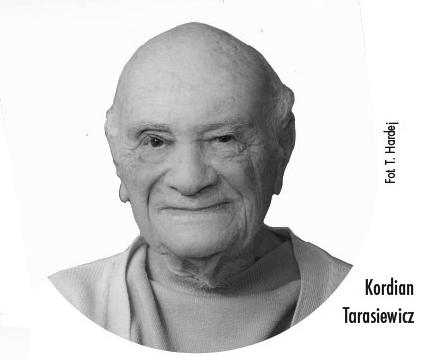 zmarł Kordian Tarasiewicz