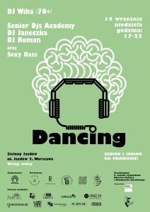 Dancing Międzypokoleniowy 14.09.14