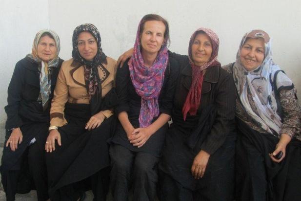Kobieta w podróży – od Kurdystanu po Turkmenistan