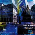 Noc Muzeów w Pałacu Staszica