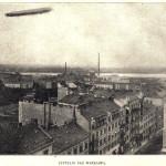Ostatni bilet wizytowy, czyli naloty na Warszawę w latach 1914-1915