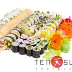 Wariacje na temat sushi