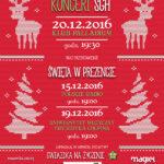 Świąteczny Koncert SGH 20.12.2016