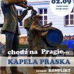 Chodź na Pragie 2 września