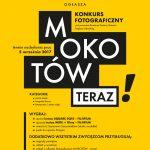 """Konkurs fotograficzny """"Mokotów – teraz!"""""""