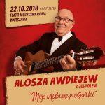 Uroczysty koncert Aloszy Awdiejewa