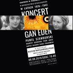 Koncert Muzeum Pragi 06.09.2018 godz. 19.00