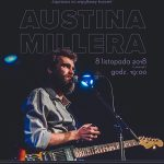 Austin Miller akustyczniew MOMU
