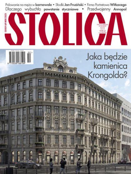okladka Stolicy