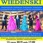 Koncert Wiedeński 15.03. godz. 17.00