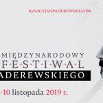 VI Międzynarodowy Festiwal im. Ignacego Jana Paderewskiego