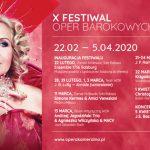 X Festiwal Oper Barokowych